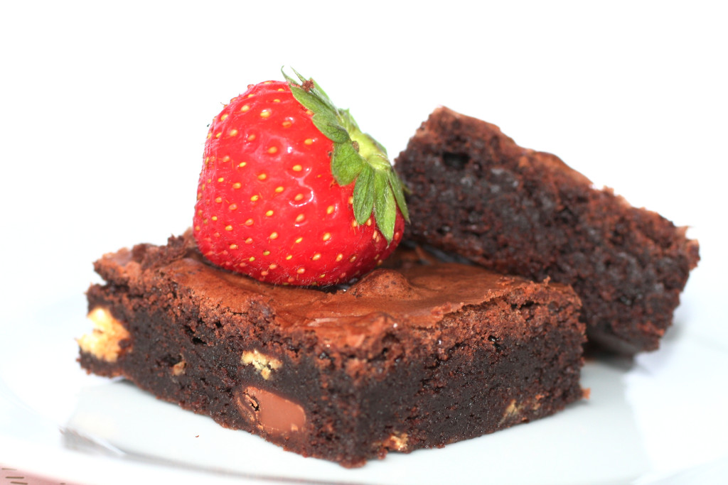 The best brownies I've ever tasted - recipe